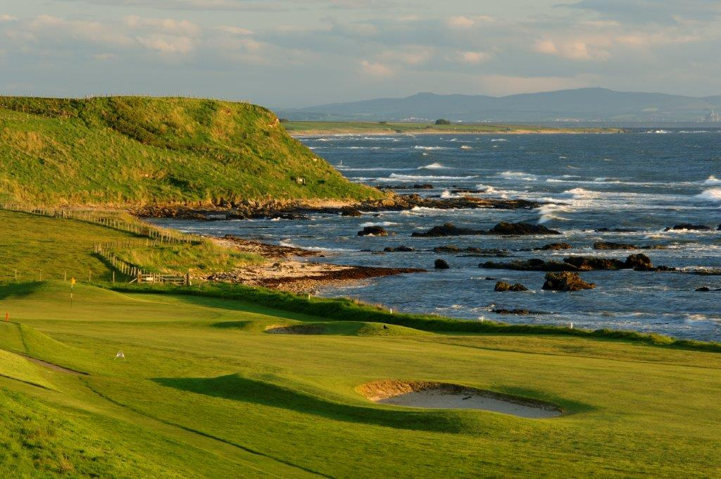 Crail Balcomie Golf Schottland