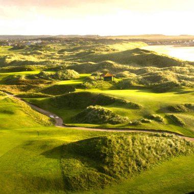 Golf Schottland Beispielpakete