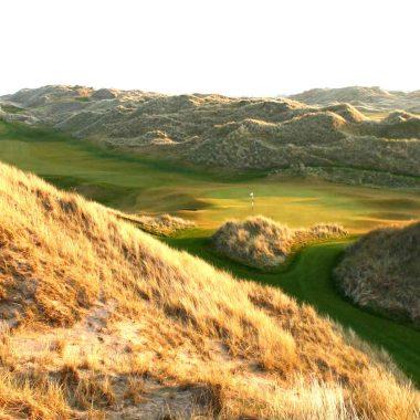 Golfplatze in Schottland