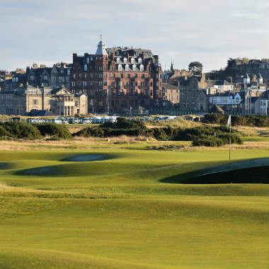 Ballot Old Course St Andrews Schottland
