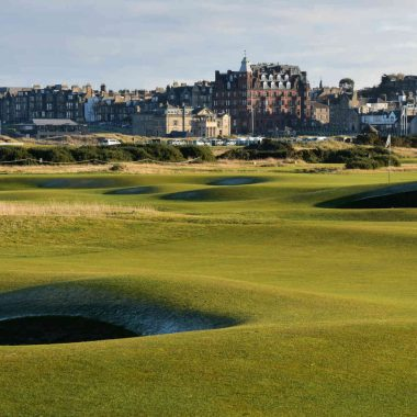 Golf St Andrews in Schottland