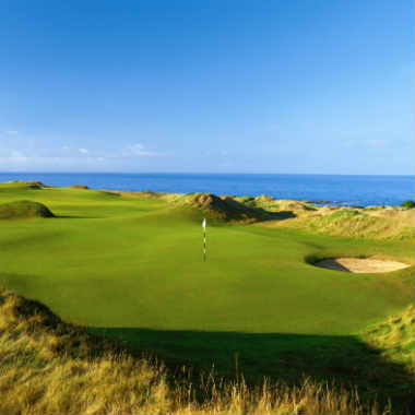Golfplatze in St Andrews Schottland
