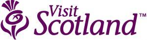 Visit Scotland Logo Golf Schottland