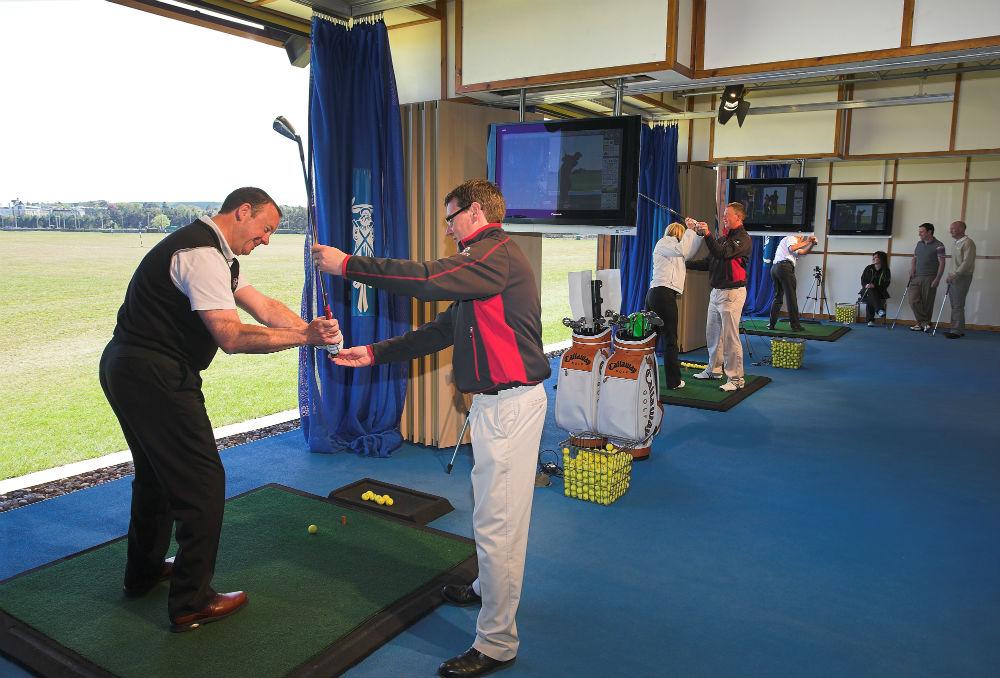 Golf Camp; Inglés en St Andrews Escocia