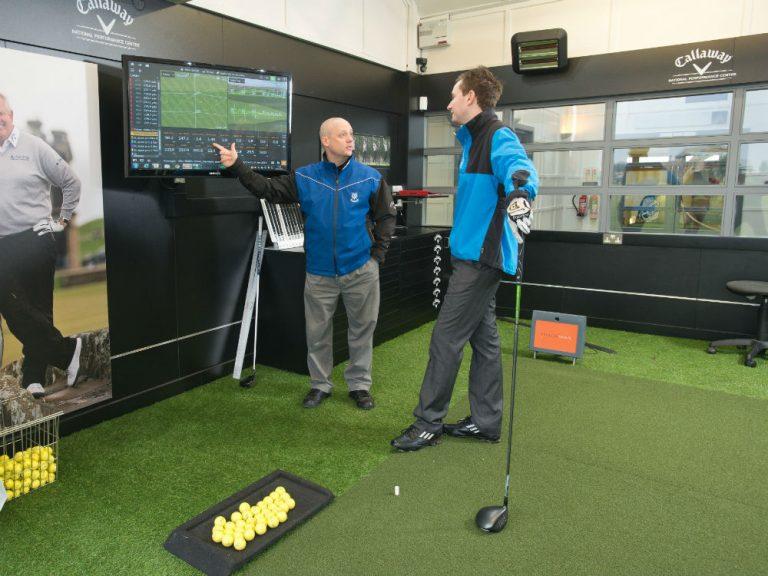 Golfklassen Saint Andrews Schottland