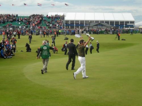 British Open St Andrews 2021 Golf Schottland