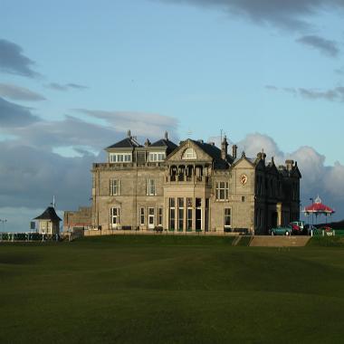 Golf St Andrews Schottland Beispielpakete